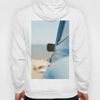 The blue car Hoody