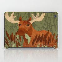 Moose Munch iPad Case