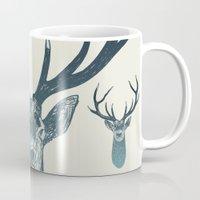 Stag Mug