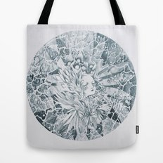 seeing with eyes closed Tote Bag