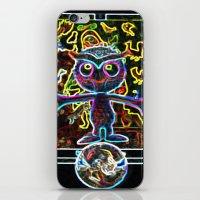 Rupert's Glory iPhone & iPod Skin