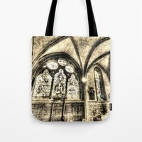 Southwark Cathedral Lond… Tote Bag
