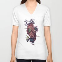 Regrowth Unisex V-Neck