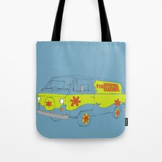 The Mystery Machine Tote Bag
