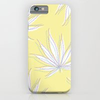 iPhone & iPod Case featuring weed by Estelle F