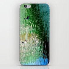 Into the Light iPhone & iPod Skin