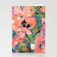 Tropicallista Peach Stationery Cards
