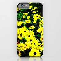 Yellow Flowers (Edited)  iPhone 6 Slim Case