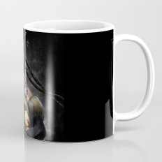 Final Fantasy X Lulu Painting Portrait Mug