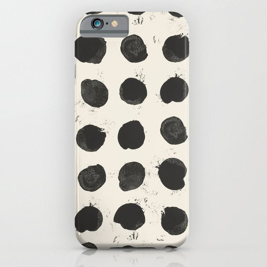 Two / Cream iPhone & iPod Case