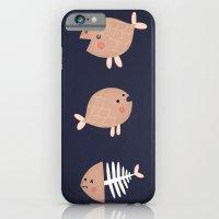 Fish Emotions. iPhone 6 Slim Case