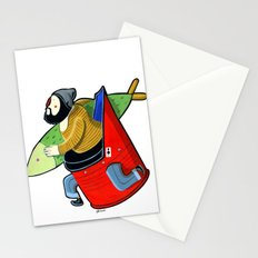 MORO brother A Stationery Cards