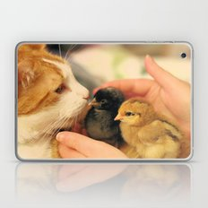 You're a funny looking rooster Dad! Laptop & iPad Skin