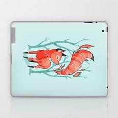 Winter Fox Laptop & iPad Skin