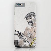 iPhone & iPod Case featuring Knight by Crooked Octopus