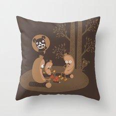 Urban Legend Throw Pillow