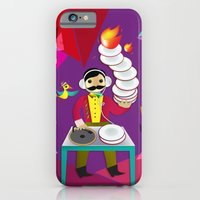 DJ Moustache  iPhone 6 Slim Case