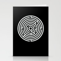 Into This House We're Bo… Stationery Cards