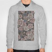Flowers & Swallows Hoody
