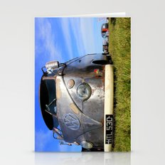 Rusty VW Camper Stationery Cards