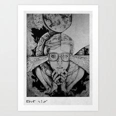 inspired 1 Art Print
