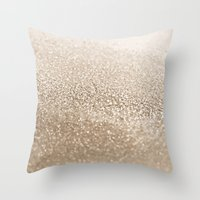 PLATINUM Throw Pillow