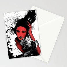 Diva  Stationery Cards