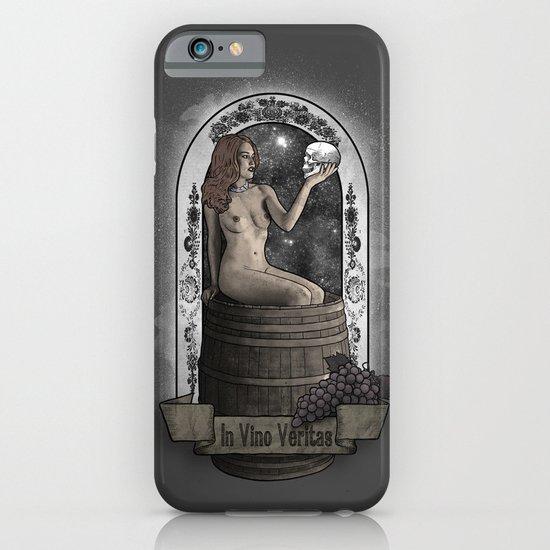 In Vino Veritas iPhone & iPod Case