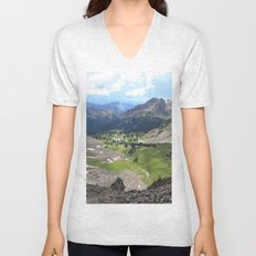 Willow Lakes Unisex V-Neck