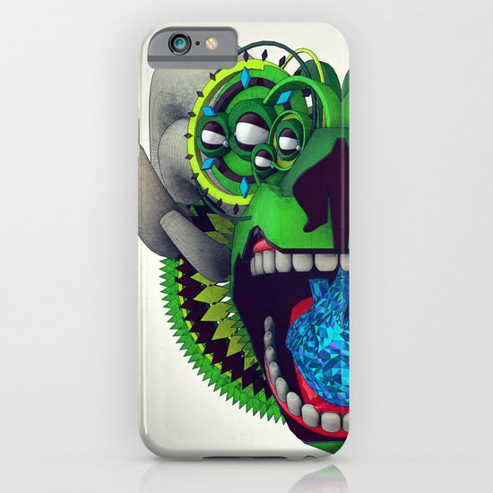 Artificial Mythology iPhone & iPod Case