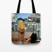 VULNERABLE CHICKENS Tote Bag