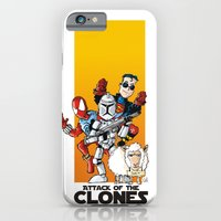 Clones iPhone 6 Slim Case