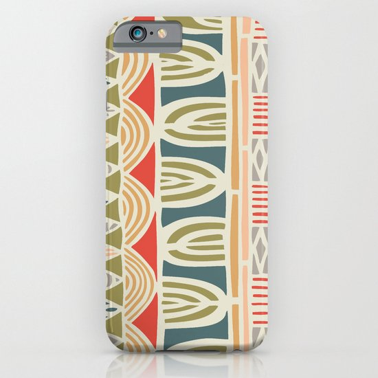 papercut pattern iPhone & iPod Case
