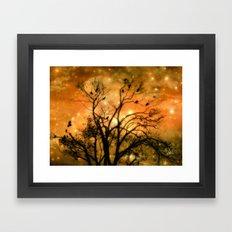 Sparks Framed Art Print