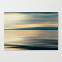 CLOUD SHADOW DREAM Canvas Print