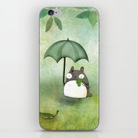 My Friend From Japan iPhone & iPod Skin