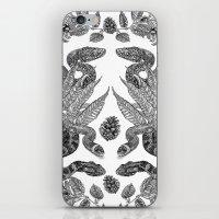 Serpent's Choir iPhone & iPod Skin