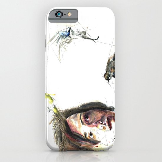 A Nest is Not a Home iPhone & iPod Case