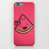 WATERMELON! iPhone 6 Slim Case