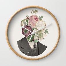 True Affection Wall Clock