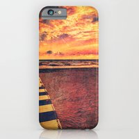 Pathway to the sea iPhone 6 Slim Case