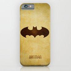 Bat Man Slim Case iPhone 6s