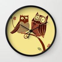 Nice Hooters Wall Clock