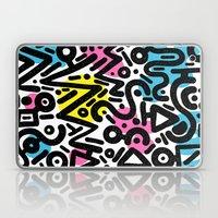 ABSTRACT 012 Laptop & iPad Skin