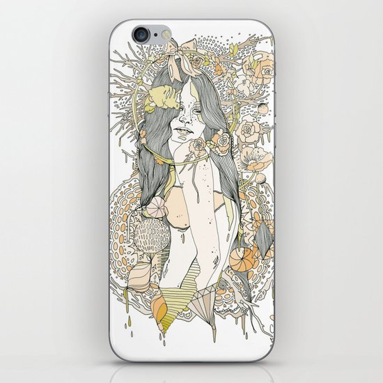 //blossom// iPhone & iPod Skin