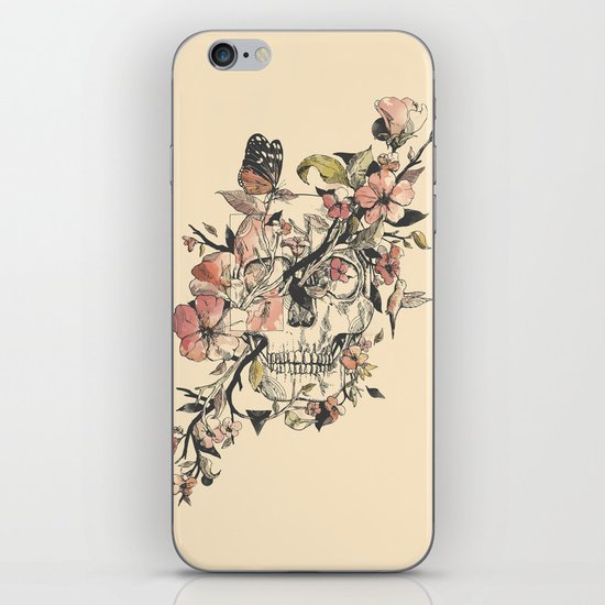 La Dolce Vita iPhone & iPod Skin