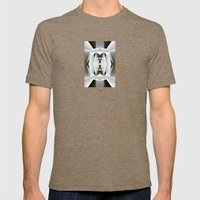 Reverberation Mens Fitted Tee Tri-Coffee SMALL