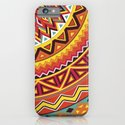 Mandala Aztec Pattern 4 iPhone & iPod Case