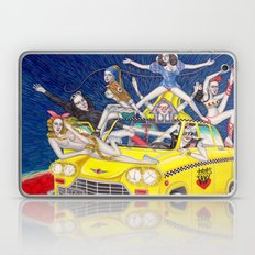 少女時代 - Girls Generation / Gouache Original A4 Illustration / Painting Laptop & iPad Skin