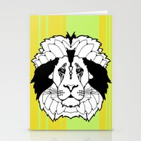 The Mane Attraction Stationery Cards